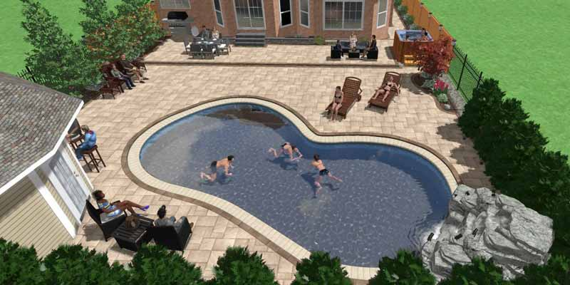 Landscaping Design Services Whitby Durham Region