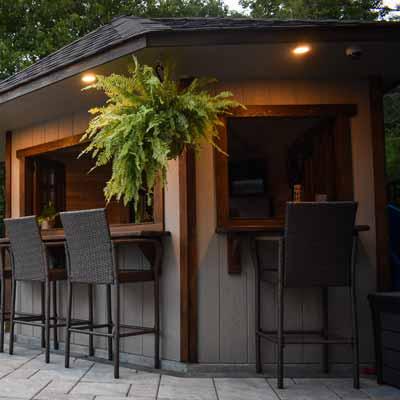 Backyard Cabanas, Pergolas & Gazebo Companies In Whitby, Durham Region