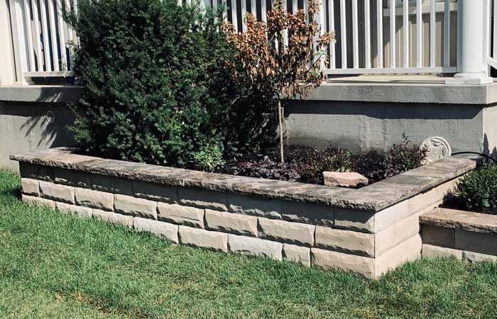 Backyard Garden & Retaining Wall Companies In Whitby & Durham Region