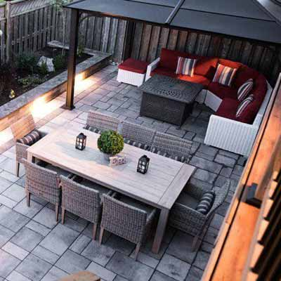 Backyard Landscaping & Design Companies Whitby Durham Region