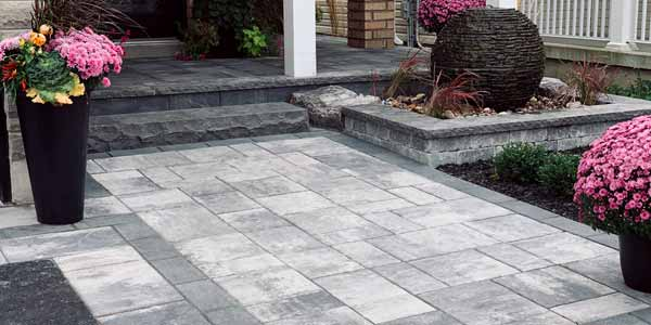 Custom Interlocking Stone Walkways Whitby Durham Region