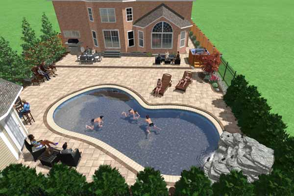 Landscaping Design & Drawing Services